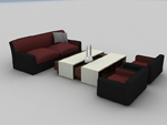 Official Sofa set